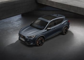 CUPRA Formentor nagrodzona Red Dot Award: Product Design 2021